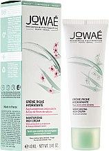 Düfte, Parfümerie und Kosmetik Gesichtscreme - Jowae Moisturizing Rich Cream