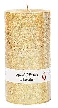 Düfte, Parfümerie und Kosmetik Naturkerze Golden Glow 15 cm - Ringa Golden Glow Candle