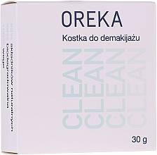 Düfte, Parfümerie und Kosmetik Festes Reinigungsmittel zum Abschminken gegen Luftverschmutzung - Oreka Anti-Smog Cleaning Make-Up Removal Bar