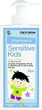 Düfte, Parfümerie und Kosmetik Kindershampoo für empfindliche, normale oder irritierte Kopfhaut - Frezyderm Sensitive Kids Shampoo for Boys