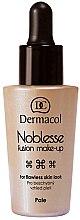 Düfte, Parfümerie und Kosmetik Foundation - Dermacol Noblesse Fusion Make Up