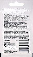 Kühlende Gelmaske für das Gesicht mit Glycerin- und Hyaluronsäure - Ziaja Yego Cooling Mask For Men — Bild N2