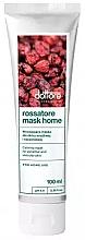 Düfte, Parfümerie und Kosmetik Beruhigende Gesichtsmaske für empfindliche und Couperose Haut - Dottore Rossatore Mask Home