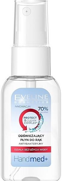 Antibakterielles Handspray - Eveline Cosmetics Handmed+