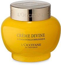 Düfte, Parfümerie und Kosmetik Gesichtscreme - L'Occitane Divine Cream