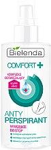 Düfte, Parfümerie und Kosmetik Fußspray Antitranspirant - Bielenda Comfort Foot Antiperspirant Spray Mist