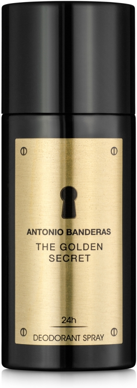 Antonio Banderas The Golden Secret - Deospray  — Bild N1