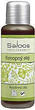 Düfte, Parfümerie und Kosmetik Hanföl - Saloos Bio Hemp Oil