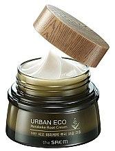 Düfte, Parfümerie und Kosmetik Feuchtigkeitsspendende Gesichtscreme mit Wurzelextrakt aus neuseeländischem Flachs - The Saem Urban Eco Harakeke Root Cream
