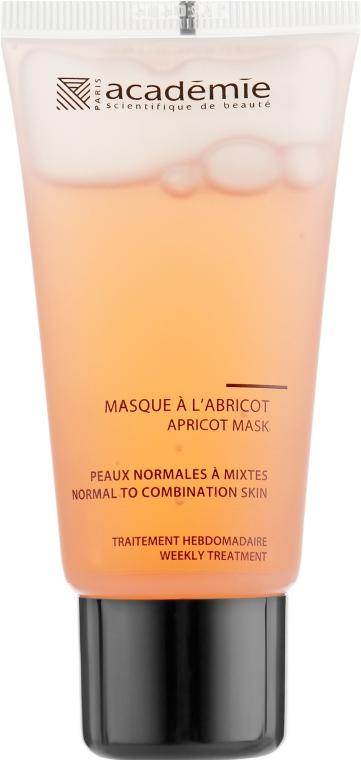 Gesichtsmaske mit Aprikosenextrakt - Academie Visage Apricot Mask