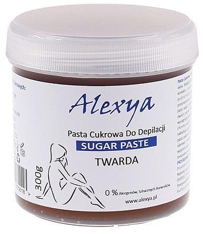 Zuckerpaste zur Haarentfernung - Alexya Sugar Paste Twarda