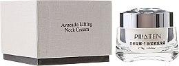 Düfte, Parfümerie und Kosmetik Liftingcreme für Hals und Dekolleté mit Avocado - Pil'aten Avocado Lifting Neck Cream