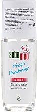 Düfte, Parfümerie und Kosmetik Deospray - Sebamed Blossom Classic Deodorant Spray