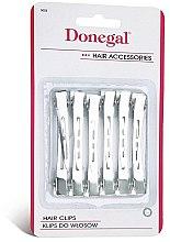 Düfte, Parfümerie und Kosmetik Haarklammern aus Metall 5,5 cm 6 St. - Donegal Hair Clips