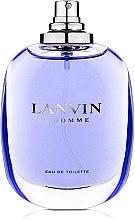 Düfte, Parfümerie und Kosmetik Lanvin L'Homme Lanvin - Eau de Toilette (Tester ohne Deckel)