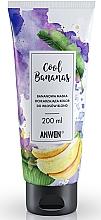 Düfte, Parfümerie und Kosmetik Maske für blondes Haar mit Bananenduft - Anwen Cool Bananas Color Cooling Mask For Blond Hair