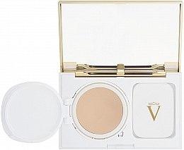 Düfte, Parfümerie und Kosmetik Ausgleichende, feuchtigkeitsspendende und schützende Kompaktpuder-Foundation SPF 30 - Valmont Perfecting Powder Cream SPF 30