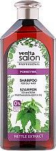 Düfte, Parfümerie und Kosmetik Brennnessel Shampoo für fettiges Haar - Venita Salon Professional Nettle Extract Shampoo