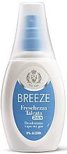 Düfte, Parfümerie und Kosmetik Breeze Deo 24h Vapo - Deospray für den Körper