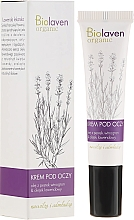 Düfte, Parfümerie und Kosmetik Augenkonturcreme mit Avocadoöl - Biolaven Eye Cream