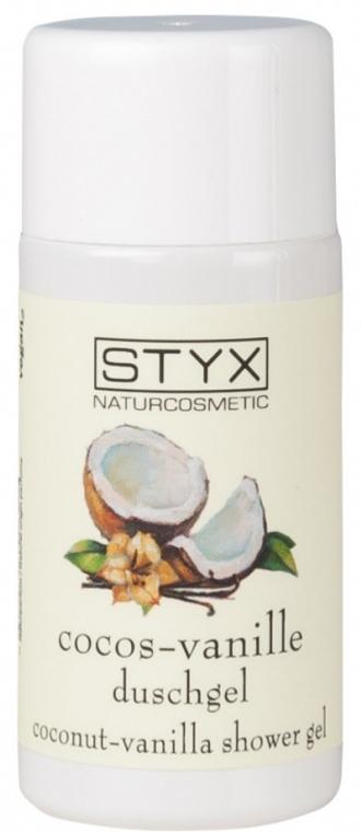 Duschgel mit Kokos und Vanille - Styx Naturcosmetic Cocos-Vanille Shower Gel
