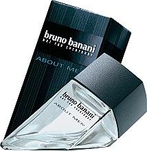 Düfte, Parfümerie und Kosmetik Bruno Banani About Men - Eau de Toilette