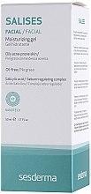 Feuchtigkeitsgel für fettige Haut - SesDerma Laboratories Salises Moisturizing Gel — Bild N4