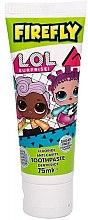 Düfte, Parfümerie und Kosmetik Kinderzahnpasta mit Erdbeergeschmack LOL Surprise - Ep Line LOL Surprise Toothpaste
