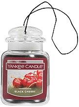 Düfte, Parfümerie und Kosmetik Auto-Lufterfrischer Black Cherry - Yankee Candle Car Jar Ultimate Black Cherry