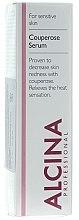 Düfte, Parfümerie und Kosmetik Anti-Couperose Gesichtsserum für empfindliche Haut - Alcina S Couperose Serum