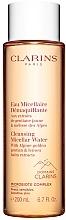 Düfte, Parfümerie und Kosmetik Mizellen-Reinigungswasser für das Gesicht - Clarins Cleansing Micellar Water