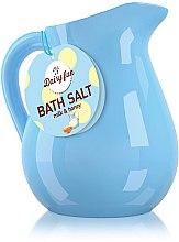 Düfte, Parfümerie und Kosmetik Badesalz mit Milch und Honig - Delia Dairy Fun Bath Salt