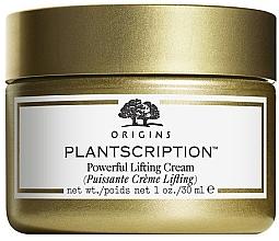 Düfte, Parfümerie und Kosmetik Intensive Gesichtscreme mit Lifting-Effekt - Origins Plantscription Powerful Lifting Cream