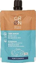 Düfte, Parfümerie und Kosmetik Creme-Maske für empfindliche Haut mit Ton - GRN Pure Elements Clay Cream Mask