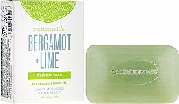 Düfte, Parfümerie und Kosmetik Parfümierte Körperseife - Schmidt's Naturals Bar Soap Bergamot Lime