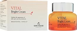 Düfte, Parfümerie und Kosmetik Feuchtigkeitsspendende Gesichtscreme für einen gleichmäßigen Teint - The Skin House Vital Bright Cream