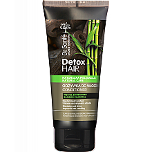 Düfte, Parfümerie und Kosmetik Entgiftende Haarspülung mit Bambuskohle - Dr. Sante Detox Hair