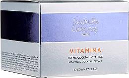Düfte, Parfümerie und Kosmetik Reichhaltige Multivitamincreme - Isabelle Lancray Vitamina Vitamined Coctail Cream