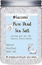 Düfte, Parfümerie und Kosmetik Badesalze aus dem Toten Meer - Nacomi Natural Dead Sea Salt Bath