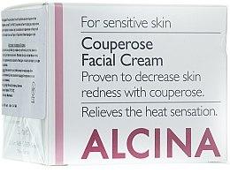 Düfte, Parfümerie und Kosmetik Couperose Gesichtscreme für empfindliche Haut - Alcina S Couperose Facial Cream