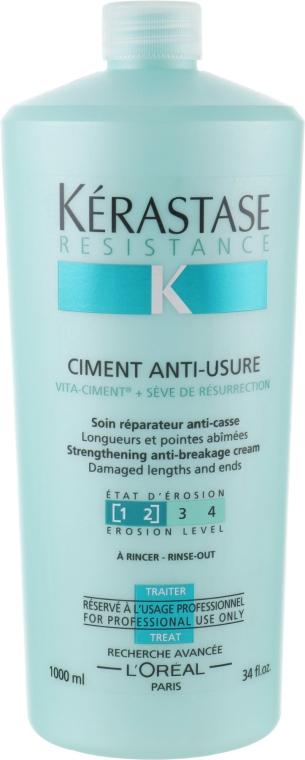 Anti-Haarbruch Conditioner für geschwächtes und geschädigtes Haar - Kerastase Ciment Anti-Usure — Bild N2