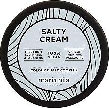 Düfte, Parfümerie und Kosmetik Haarstylingcreme Leichter Halt - Maria Nila Salty Cream