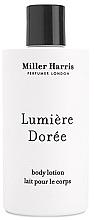 Düfte, Parfümerie und Kosmetik Miller Harris Lumiere Doree - Parfümierte Körperlotion