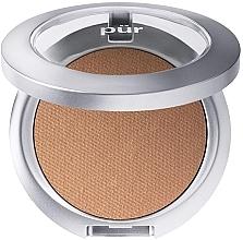 Düfte, Parfümerie und Kosmetik Gesichtspuder - Pur Skin-Perfecting Powder Mineral Glow