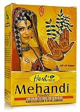 Düfte, Parfümerie und Kosmetik Henna für Haar und Hände - Hesh Mehandi Powder