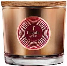 Düfte, Parfümerie und Kosmetik Duftkerze im Glas Lebkuchen - Flagolie Fragranced Candle Gingerbread