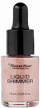 Düfte, Parfümerie und Kosmetik Flüssiger Gesichtsschimmer - Pierre Rene Liquid Shimmer