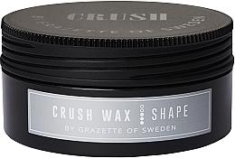 Düfte, Parfümerie und Kosmetik Haarwachs - Grazette Crush Wax Shape