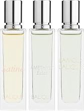 Düfte, Parfümerie und Kosmetik Lalique Les Romatiques - Duftset (Eau de Parfum 3x15ml)