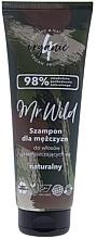 Düfte, Parfümerie und Kosmetik Natürliches Männershampoo für fettiges Haar - 4Organic Mr Wild Shampoo For Men For Greasy Hair